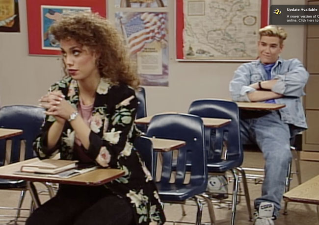 Musette Monday: Jessie from Saved By The Bell. - Lacee ...