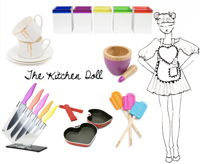GiftGuide;KitchenDoll