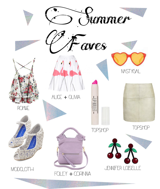 SUMMERFAVES