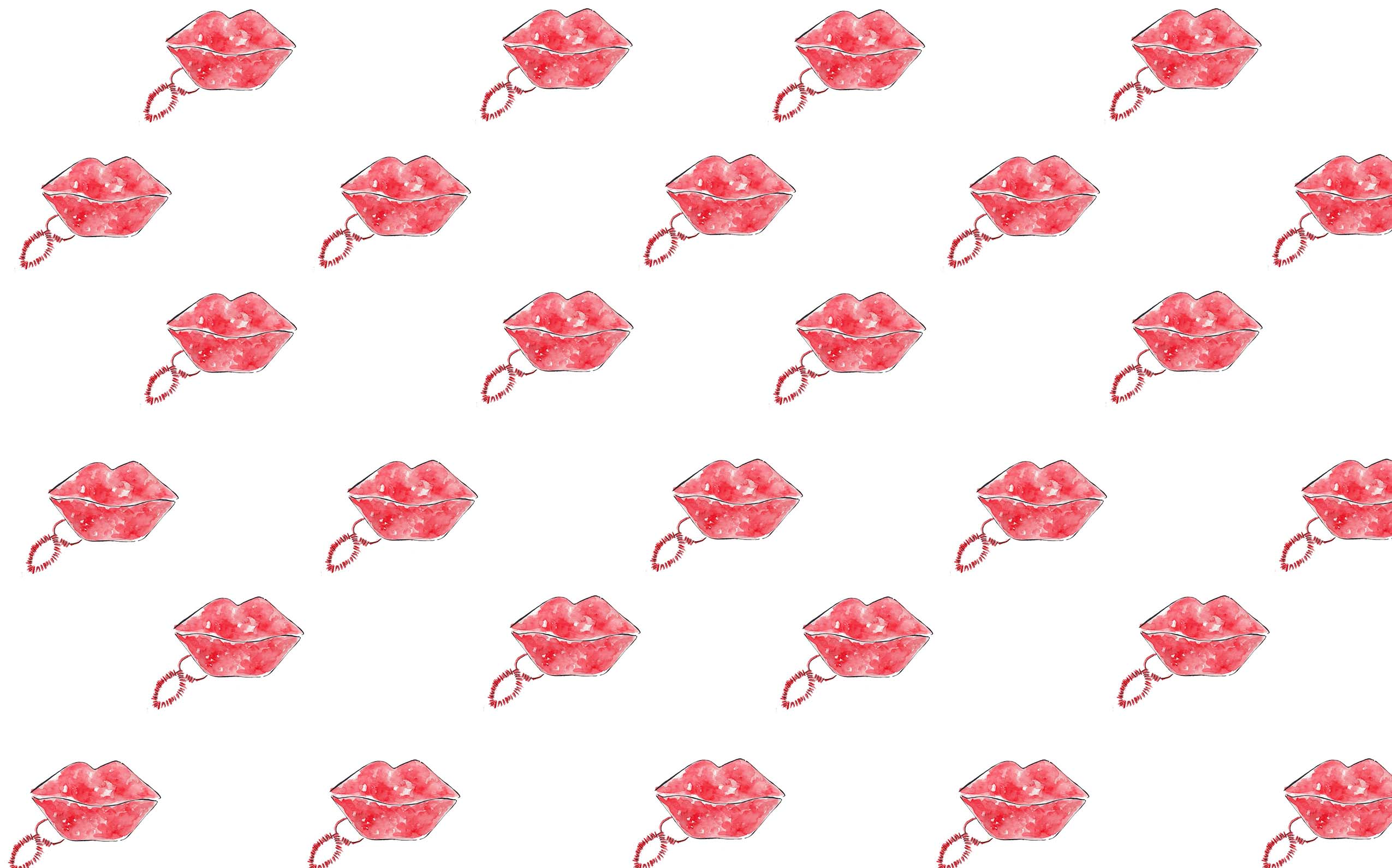 free download hot lip phone illustrated wrapping paper valentines day wrapping paper xo donutsdownloads - Valentines Day Wrapping Paper